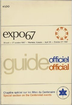 9780013112396: Expo67 Official Guide