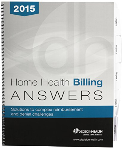 9780013353973: Home Health Billing Answers 2015