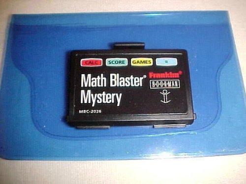 9780013585367: Math Blaster Mystery