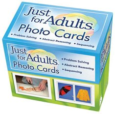 9780013761044: Just for Adults Photo Cards