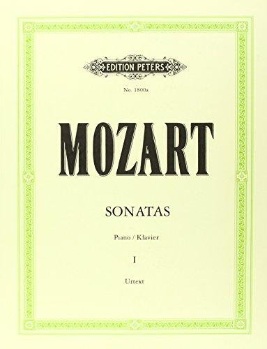 9780014008124: Sonaten f�r Klavier, Band 1