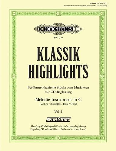 9780014111657: Klassik Highlights +CD