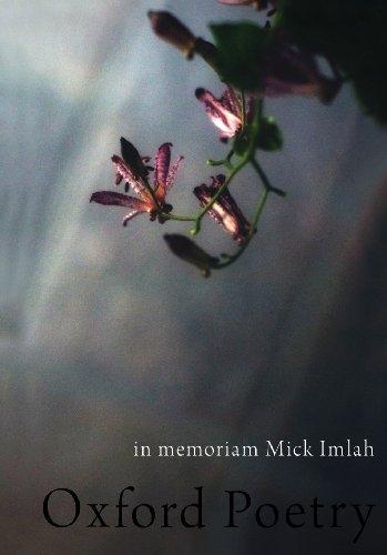 9780014656219: Oxford Poetry, XIII.2, in memoriam Mick Imlah