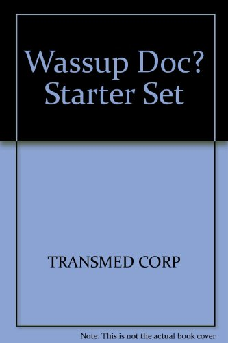9780015019082: Wassup Doc? Starter Set (WASSUP DOC? SERIES)