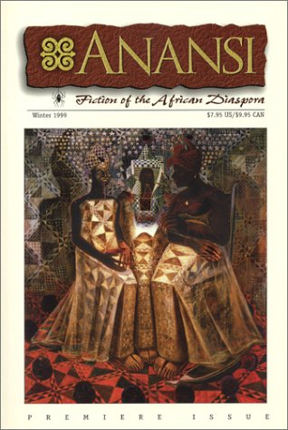9780015228354: Anansi: Fiction of the African Diaspora