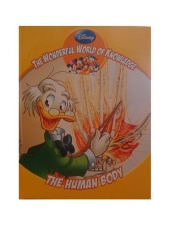 9780017574268: The Wonderful World of Knowledge - The Human Body (The Human Body)