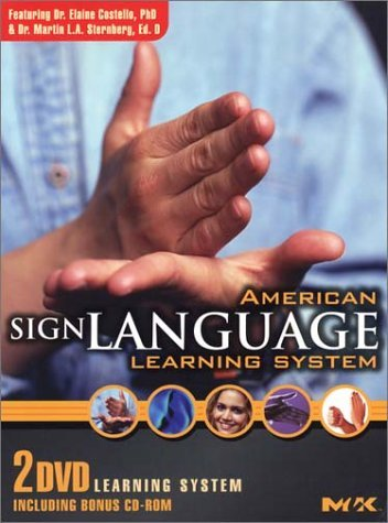 9780017702357: American Sign Language: Learning System 2 DVD Set