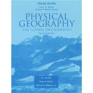 9780019378260: Study Guide to Accompany Physical Geography: The Global Environment