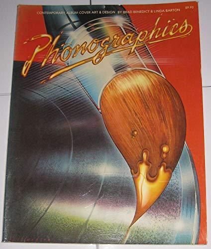 9780020001003: Phonographics: Contemporary Album Cover Art & Design