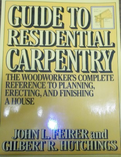ISBN 9780020004905 product image for Guide to Residential Carpentry | upcitemdb.com