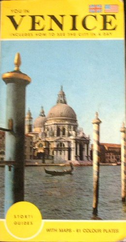 9780020007104: Venice: A Practical Guide In Colour (Edizioni Storti)