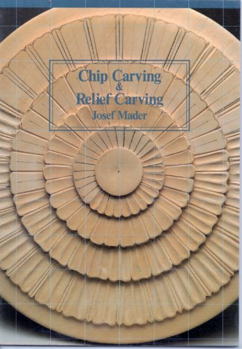 9780020007203: Chip Carving & Relief Carving