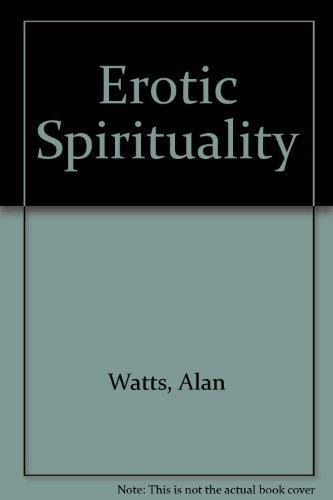 9780020009405: Erotic Spirituality