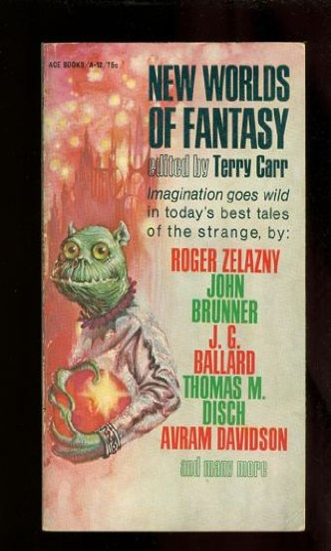 9780020010128: New Worlds of Fantasy