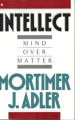 9780020010159: Intellect: Mind Over Matter