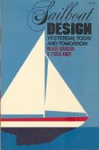 9780020014003: Sailboat Design: Yesterday- Today- and Tomorrow
