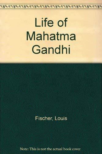 9780020028307: Life of Mahatma Gandhi