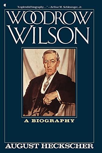 9780020038719: Woodrow Wilson