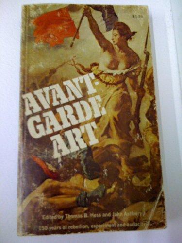 9780020039006: Avant-garde Art