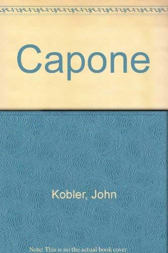 9780020042006: Capone (A Collier classic)