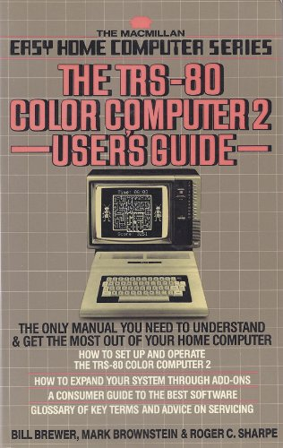 9780020088202: The TRS-80 color computer 2 user's guide (The Macmillan easy home computer series)