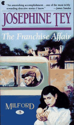 9780020088233: The Franchise Affair