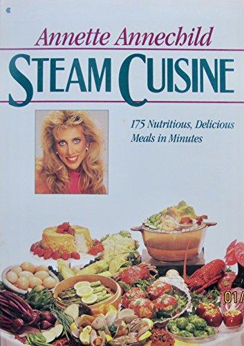 Steam Cuisine: Laura Johnson
