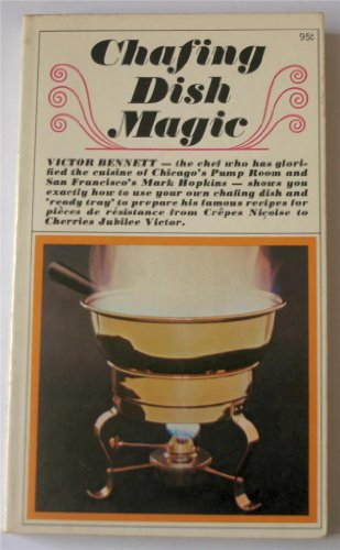 9780020090809: Chafing Dish Magic