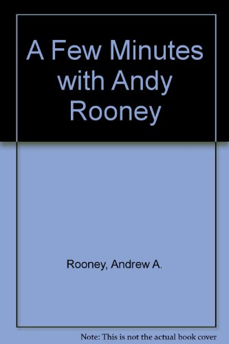 9780020102014: A Few Minutes with Andy Rooney