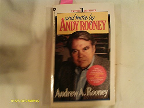 And More by Andy Rooney: Rooney
