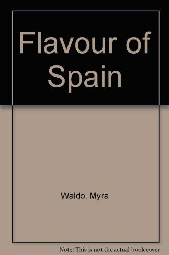 9780020104001: Flavour of Spain