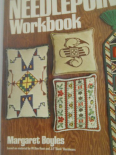 American Indian Needlepoint Workbook: Boyles, Margaret