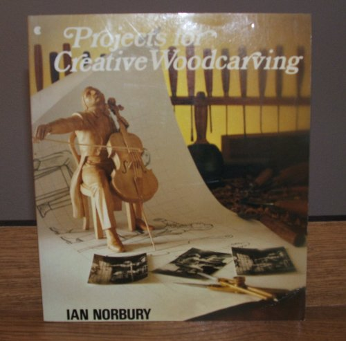 9780020115205: Projects for Creative Woodcarving