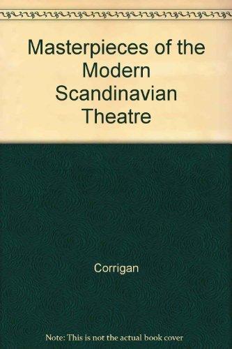 9780020122302: Masterpieces of the Modern Scandinavian Theatre