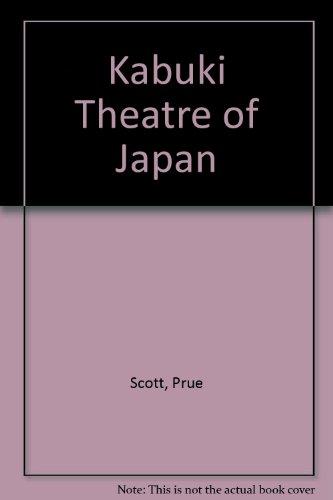 9780020126706: Kabuki Theatre of Japan