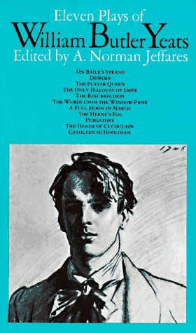 9780020129707: Eleven Plays of William Butler Yeats