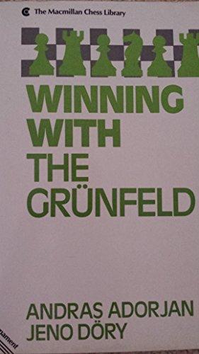 9780020160809: Winning With the Grunfeld (Macmillan Chess Library)