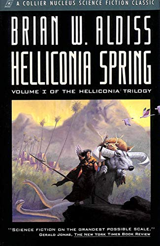 9780020160908: Helliconia Spring (Collier Nucleus Science Fiction Classic)