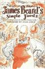 9780020165569: James Beard's Simple Foods
