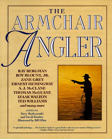 9780020178019: The Armchair Angler (The Armchair library)