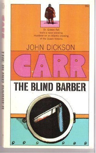 9780020183006: The Case of the Blind Barber