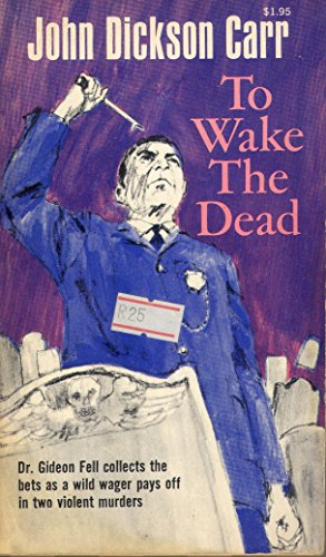 9780020183402: To Wake the Dead