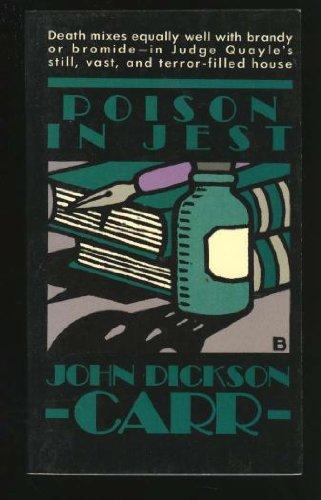 9780020184003: Poison in Jest