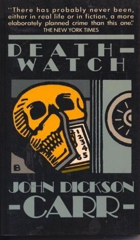 9780020185505: Death Watch