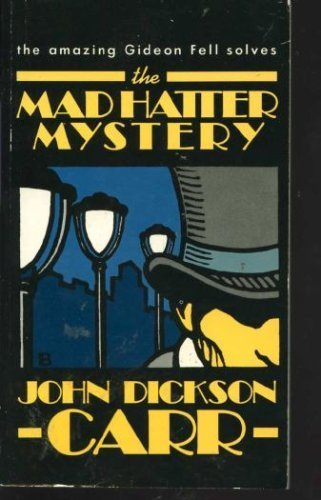 9780020188209: The mad hatter mystery