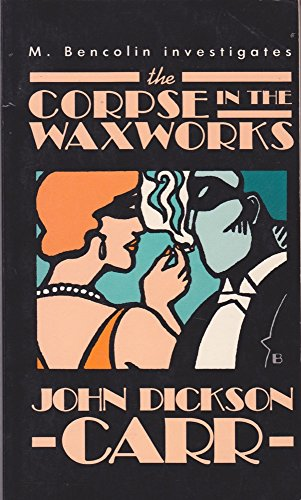 9780020188308: The Corpse in the Waxworks