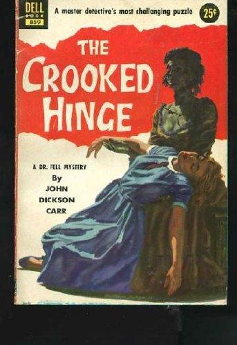 9780020188407: Carr J:Crooked Hinge Pr