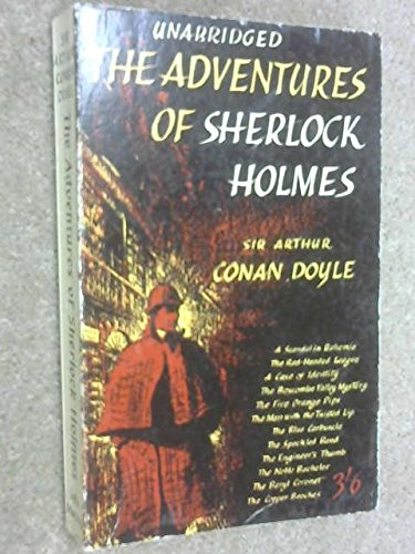 9780020195900: Adventures of Sherlock Holmes