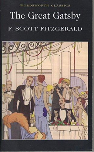 The Great Gatsby: F. Scott Fitzgerald