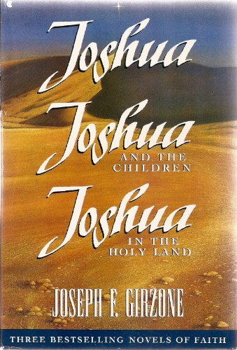 9780020198956: Joshua, Joshua and the Children, Joshua in the Holy Land/boxed Set of 3